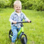 En løbecykel fra Puky giver timevis af sjov