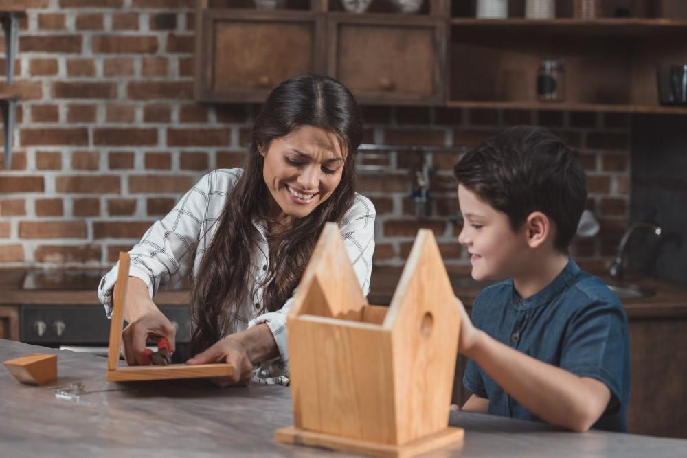 Elsker du gør det selv projekter med familien? Her er 3 ideer til næste projekt